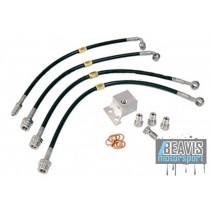 HEL Braided BRAKE Line For Mazda MX-5 NA/NB (89-05)