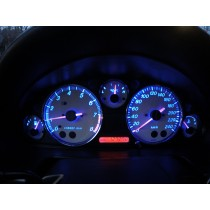 Dash & HVAC Lights - Super Wide Angle LEDs for NA/NB MX-5 (WHITE)