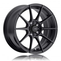 Advanti Racing Storm S1 15x8 +25 Matte Black