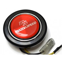 Mazdaspeed Horn Button (red)