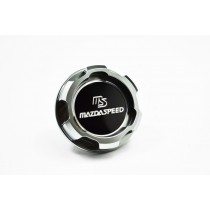 MAZDASPEED Aluminium Oil Cap (SILVER) for Mazda MX-5 NC/ND