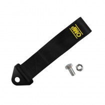 OMP Tow Strap (BLACK)